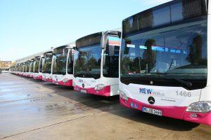 Busse der NEW